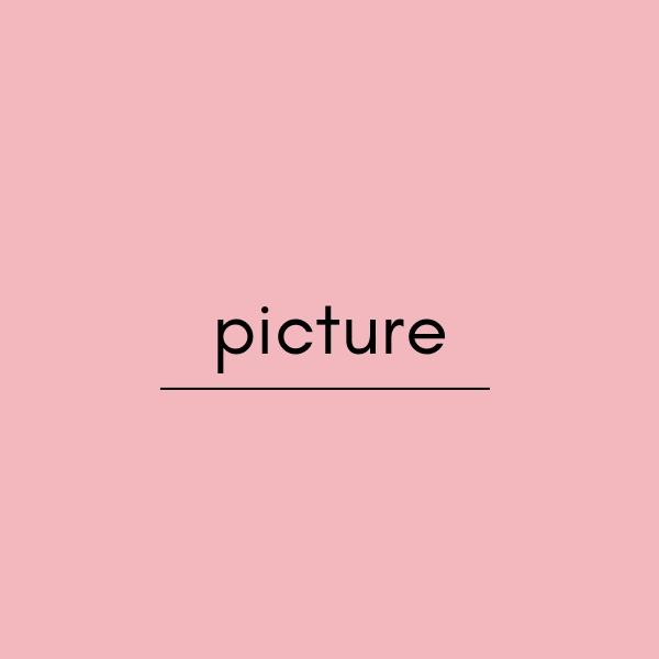 動詞のpictureの意味と使い方