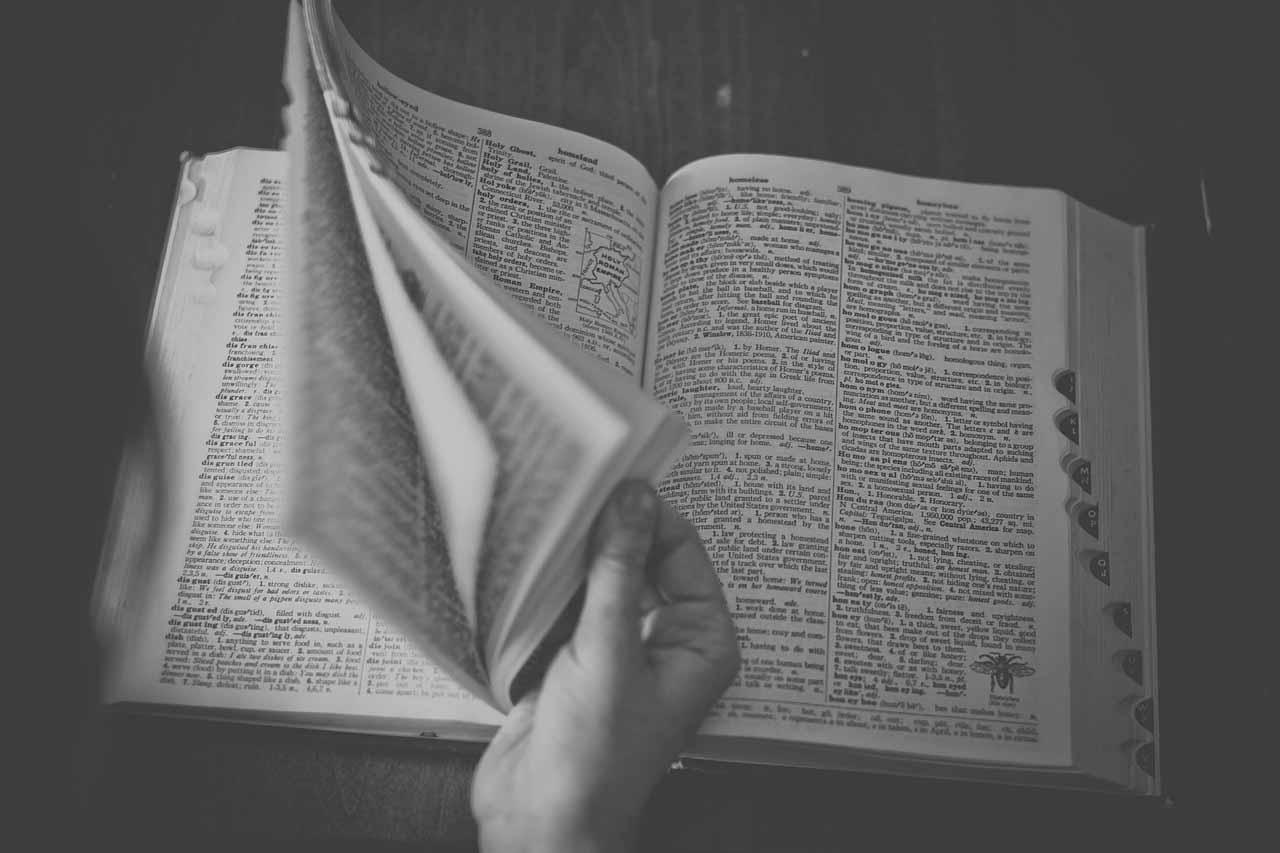 英語は英英辞典で調べる