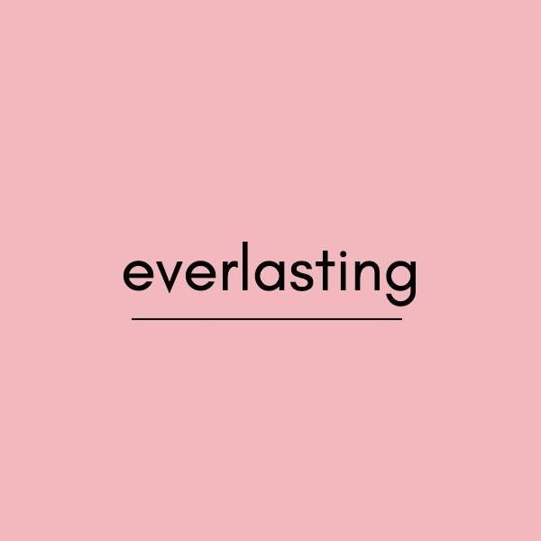 英単語everlasting