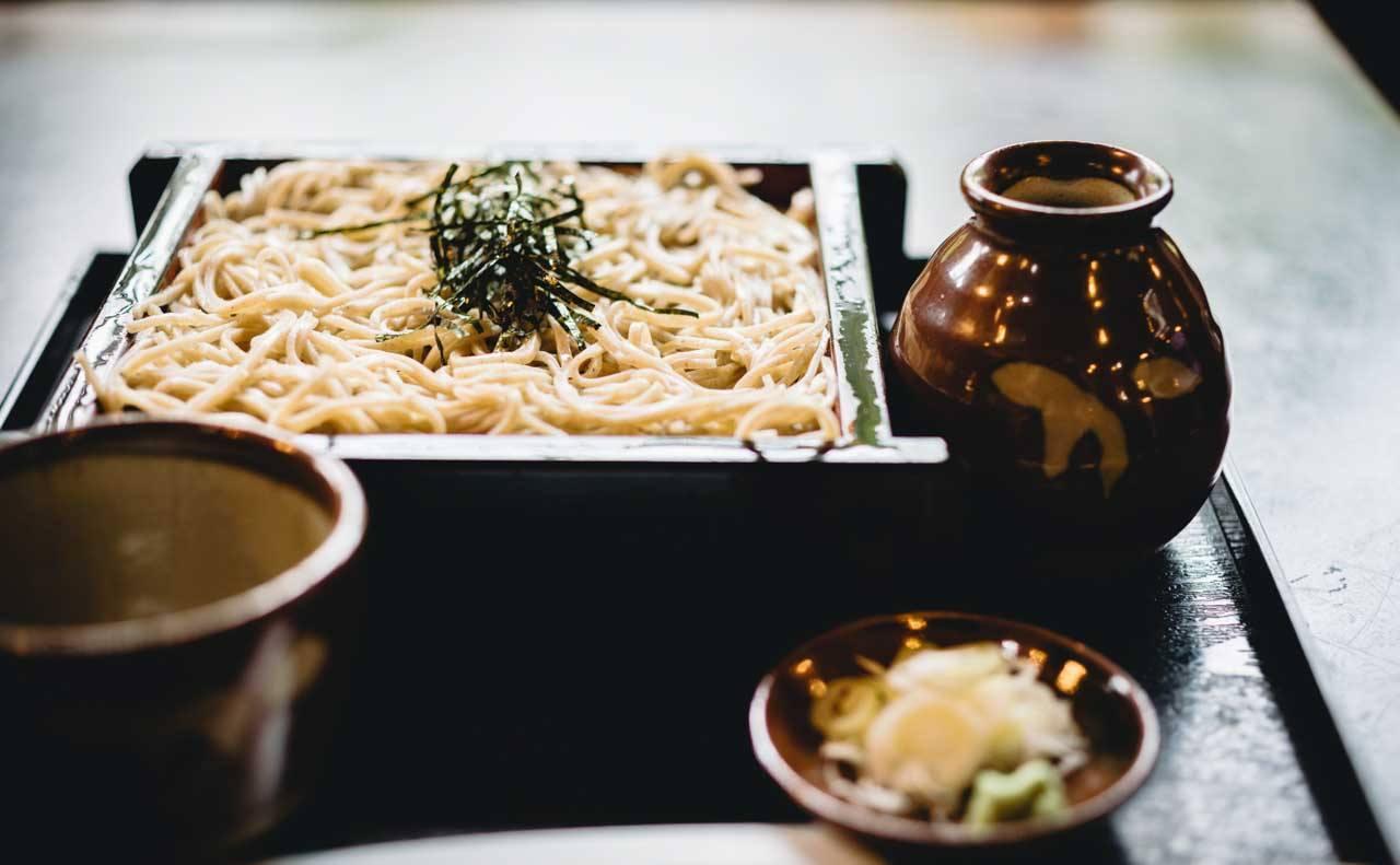 いろいろな日本の食材の英語