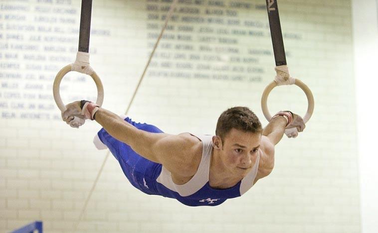 オリンピック競技のフランス語_体操