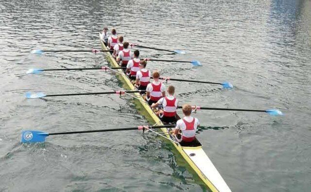 オリンピック競技ボートのフランス語
