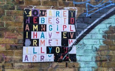 【ロンドン】Will You Marry Me?
