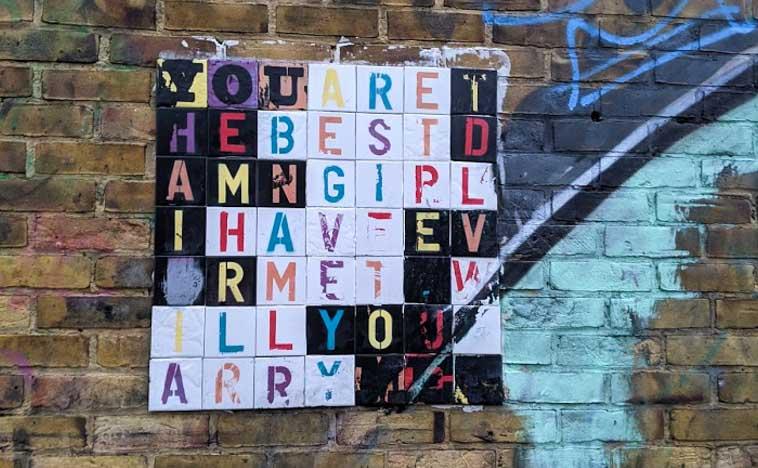 ロンドン_ストリートアート