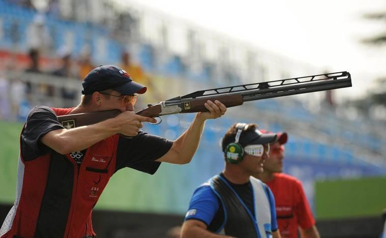 オリンピック競技射撃のフランス語