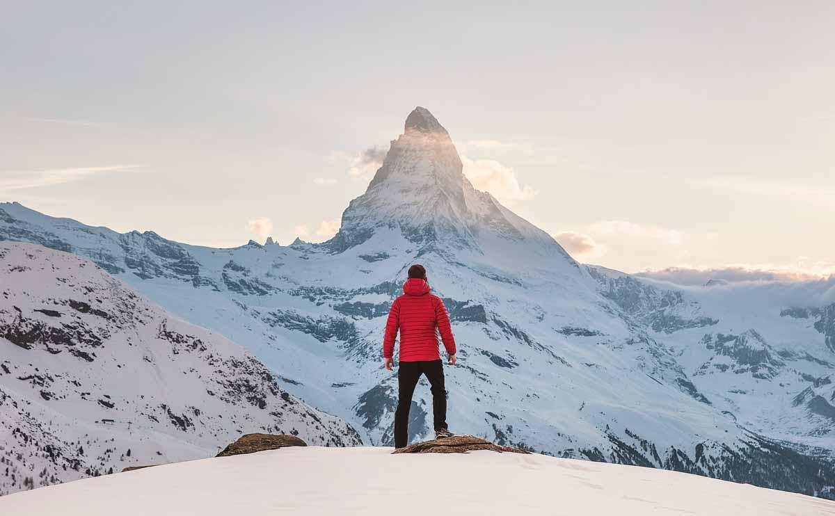スイスで話されている言語は4つ
