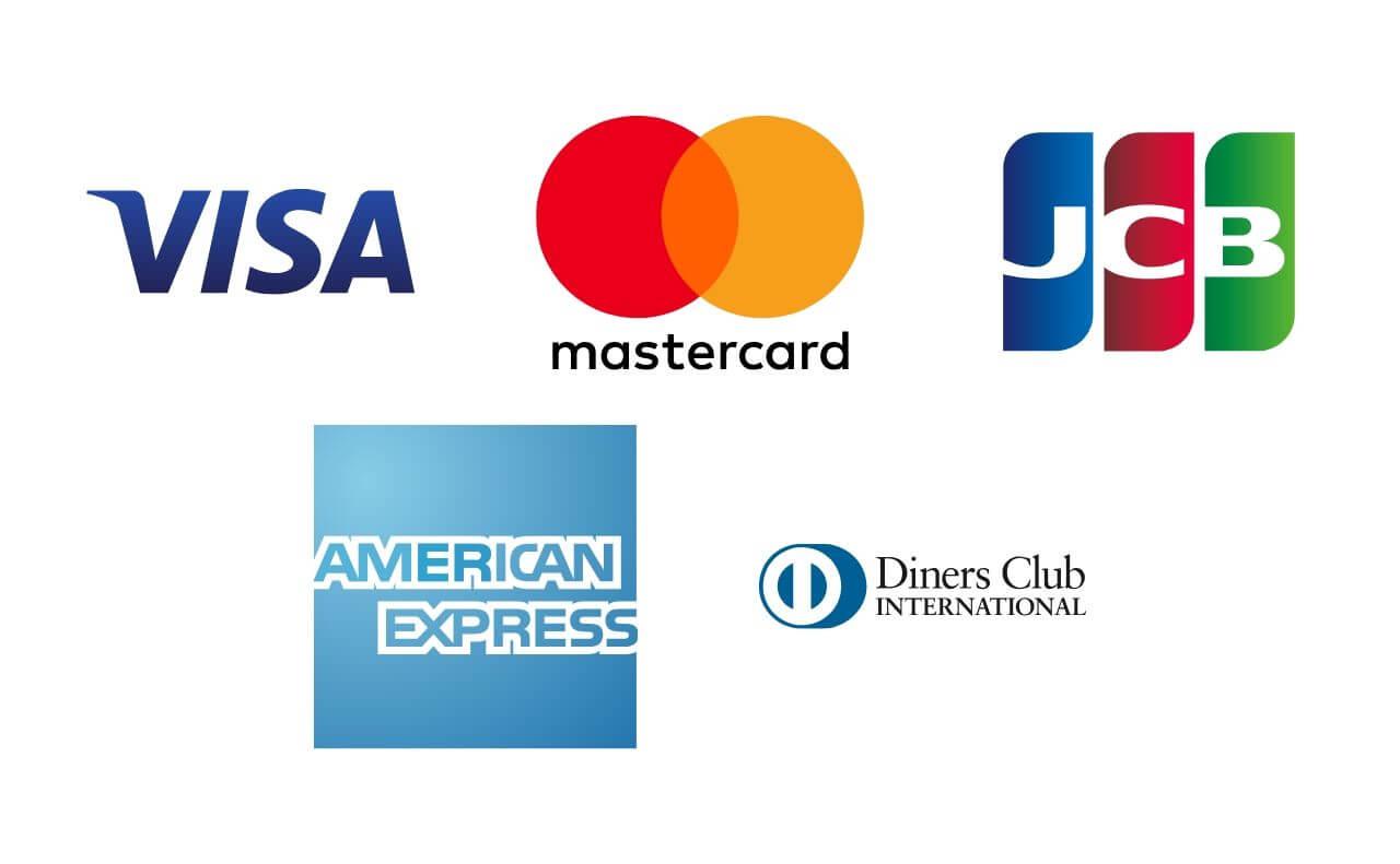 レアジョブで支払いできるクレジットカード