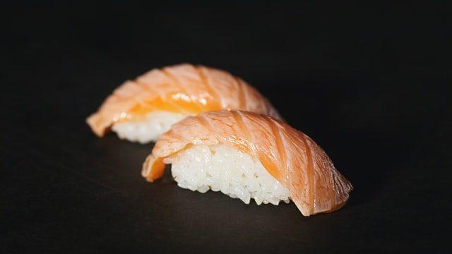 寿司の英語の数え方は?単位は?