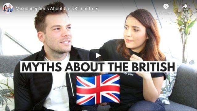 YouTubeでイギリス文化① Joel & Lia