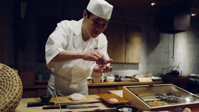 板前・桶・回転寿司って英語で何て言う?