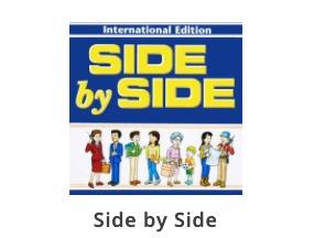 おすすめ②Side by Side サイドバイサイド(ピアソン出版)