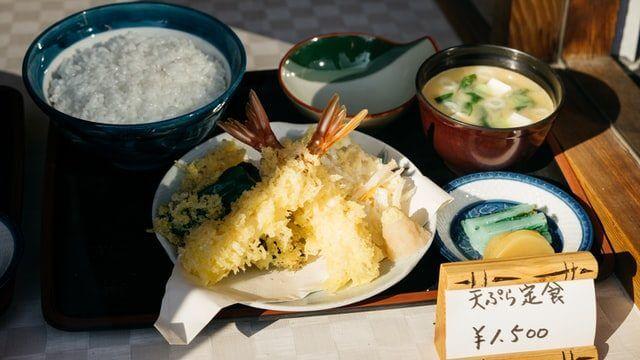 「日本食・和食・日本料理」をフランス語で言うと?