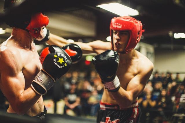 ボクシング競技・種目の英語