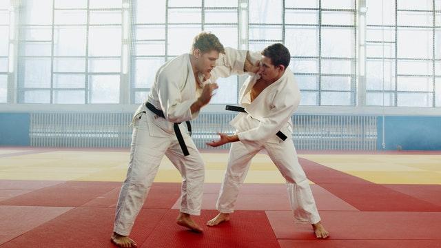 柔道競技・種目の英語